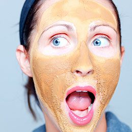 Things to do with mustard #3: Make a facial mask