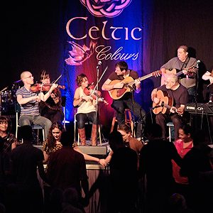 9.  Celtic Colours Festival, Cape Breton