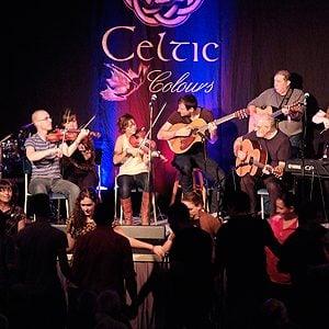 9.  Celtic Colours Festival, Cape Breton