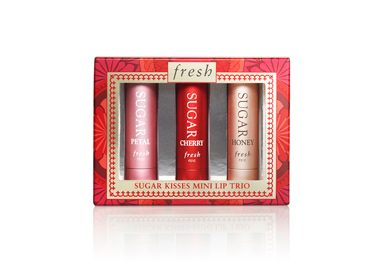 Gifts for Teens: Fresh Nude Lip Lovers Mini Kissing Trio