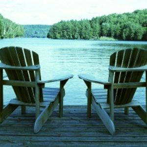 4. Cottage Country, Canada
