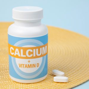 4. Calcium Supplements with Vitamin D