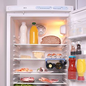 2. Keep the Fridge Top Forever Clean