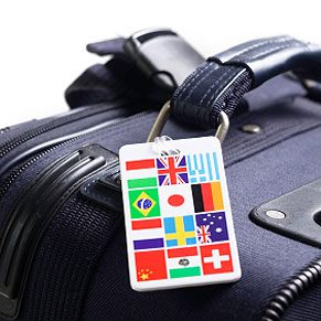 2. Label Your Luggage