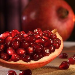 1. Pomegranate Juice