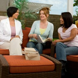 4. How to Entertain Friends at Home: Book Exchange
