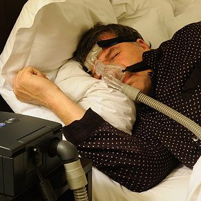 Check for Sleep Apnea
