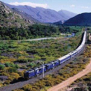 4. The Blue Train