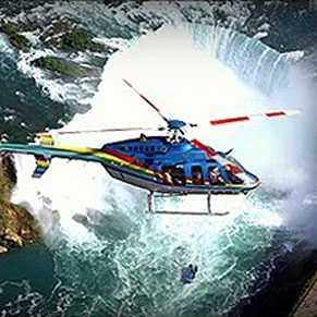 3. Helicopter Tours