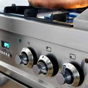 4. Clean the Stove Parts Regularly