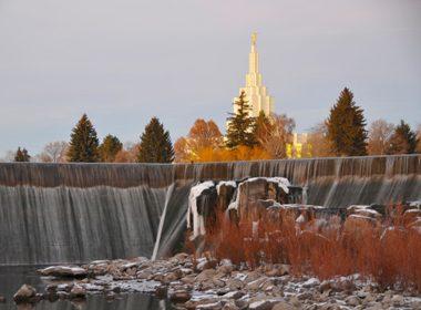 Mormon Pioneer Trail, USA
