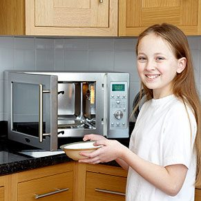 4. Cover Food in the Microwave