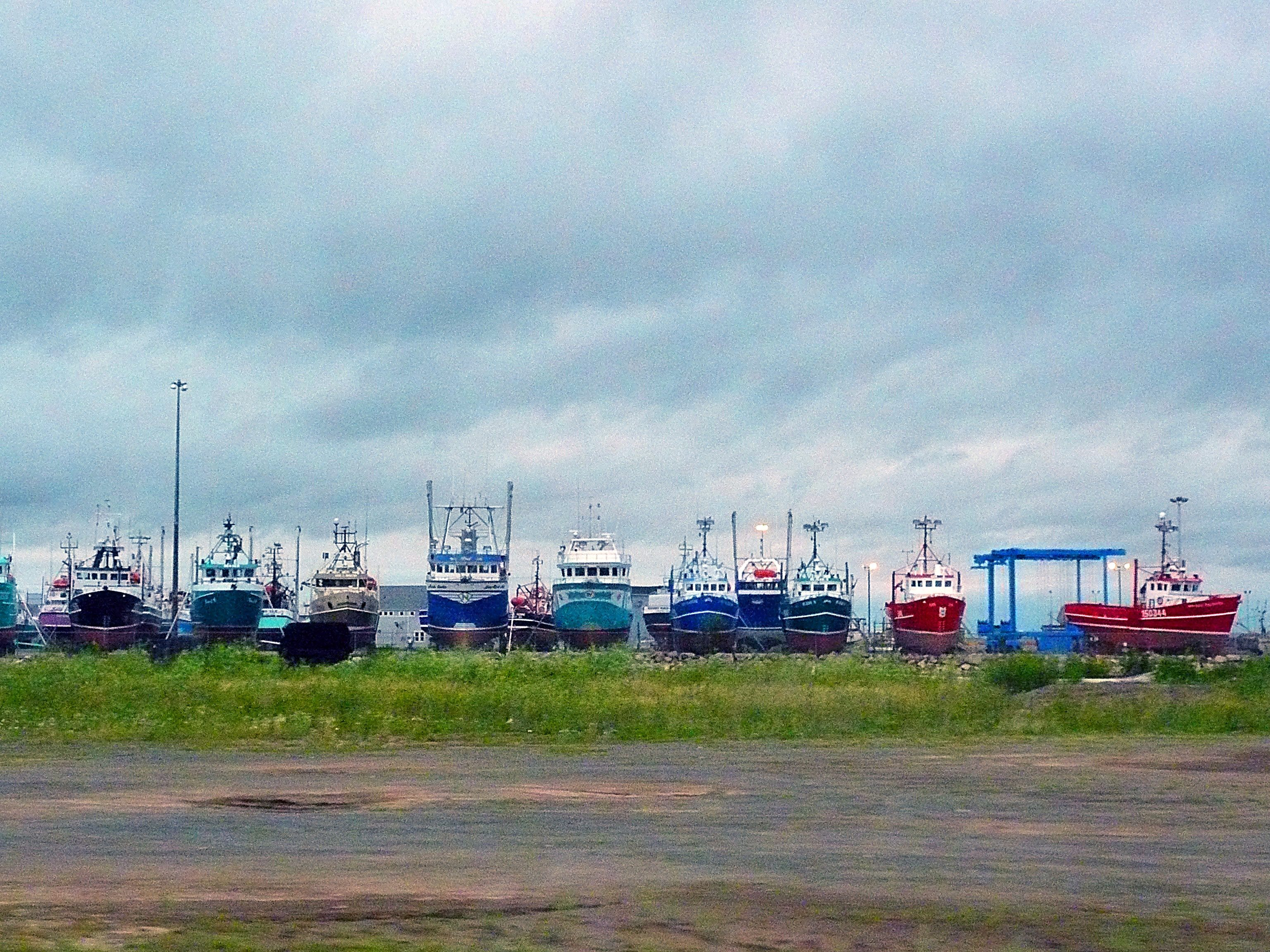 4. Fishing Boats