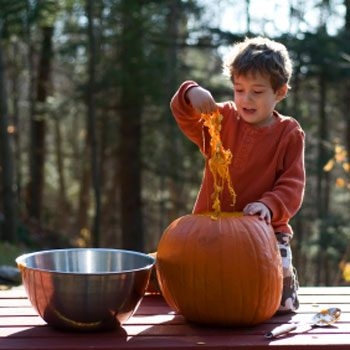 4. Pumpkin Carving