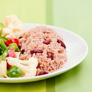 4. Serve Rice and Beans (BRAZIL)
