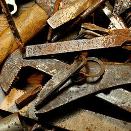 4. Prevent Rust on Tools