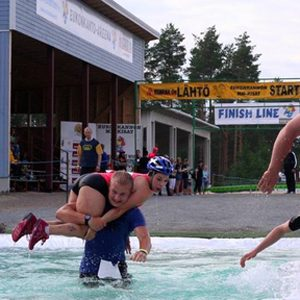 4. Wife Carrying Championships