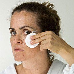 1. Exfoliate Your Face