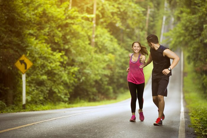 Try an Uphill Workout