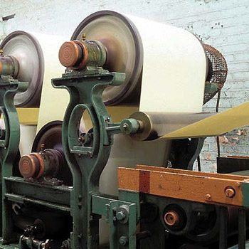 Machine Made Canal Paper