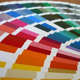 Keep Track of Paint Colours