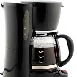 Clean an automatic coffee maker