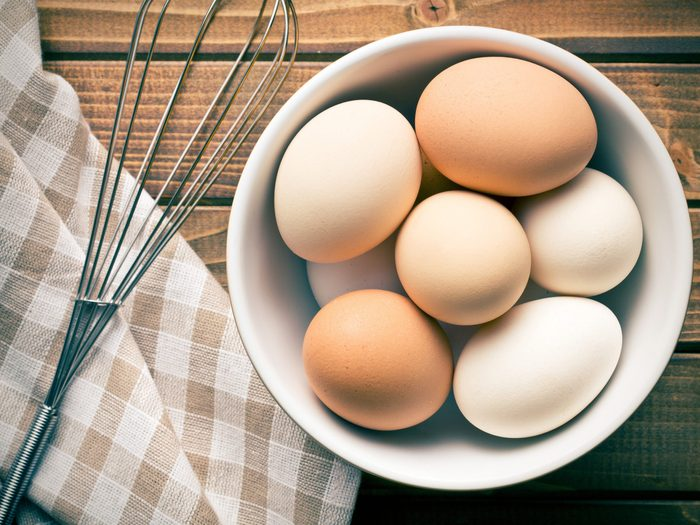Extraordinary New Uses for Eggs