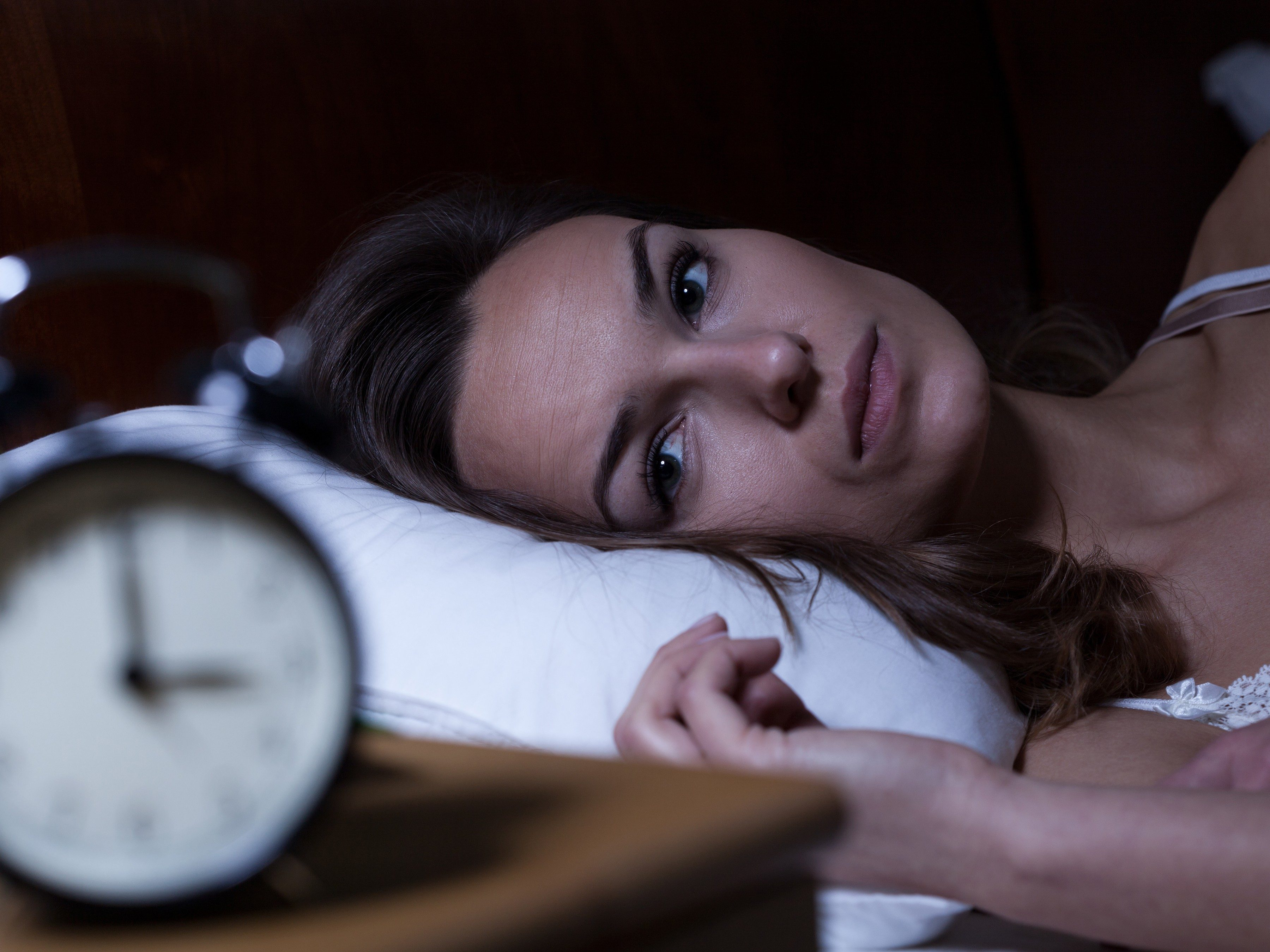 1. Maintain a healthy weight to prevent insomnia