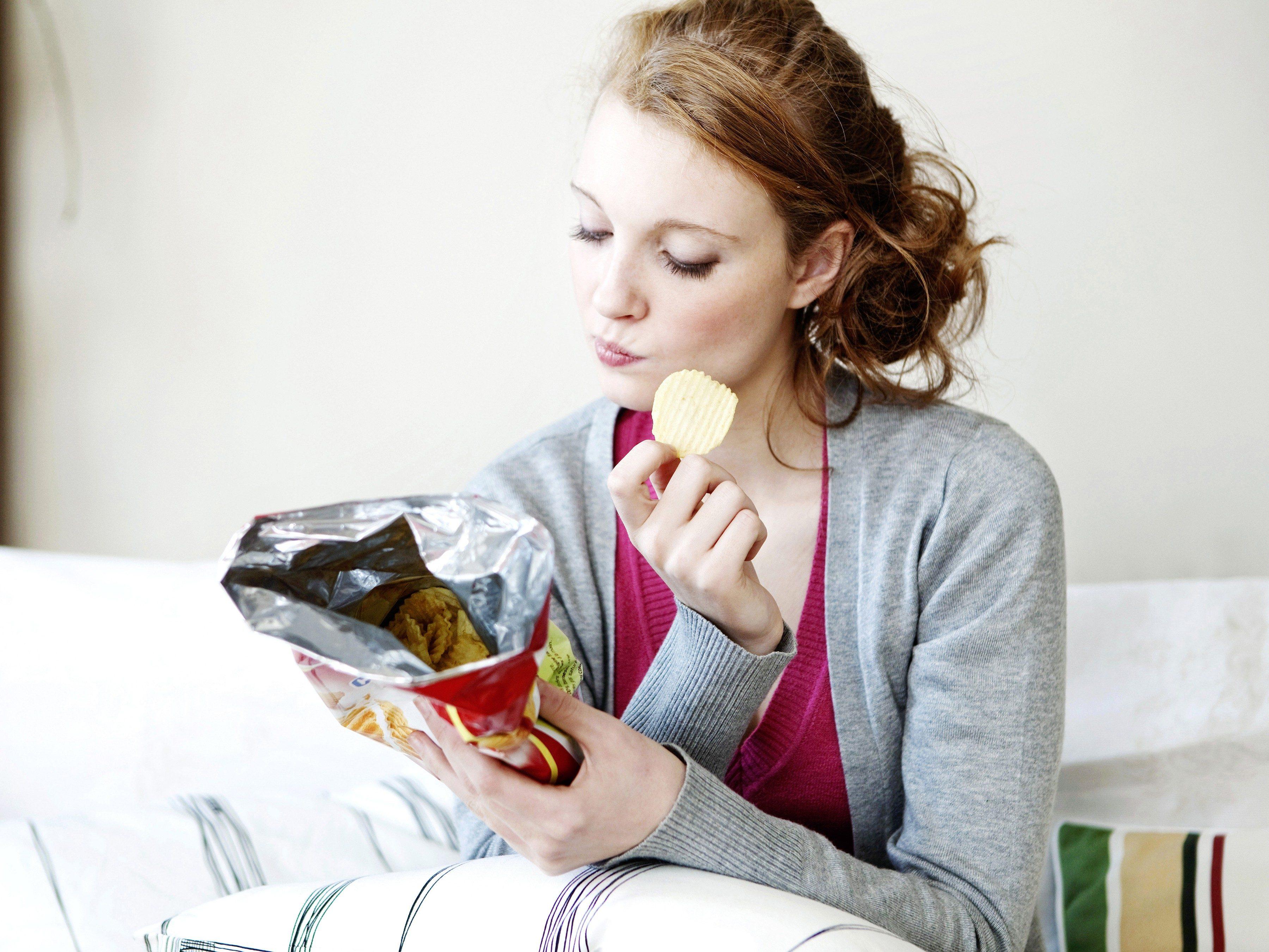 Don't Impulse-Buy Snacks