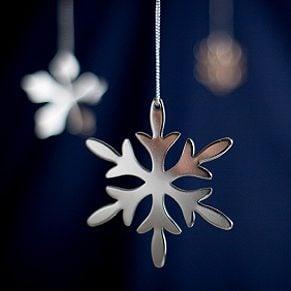 Make Repoussé Christmas Decorations
