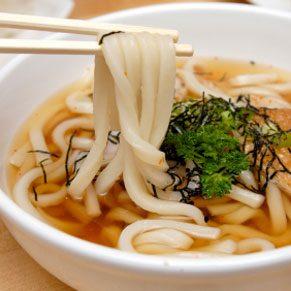 5. Prepare Japanese Noodles