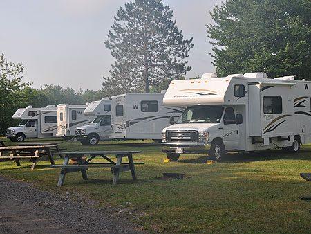 Great RV campgrounds: Nova Scotia #4