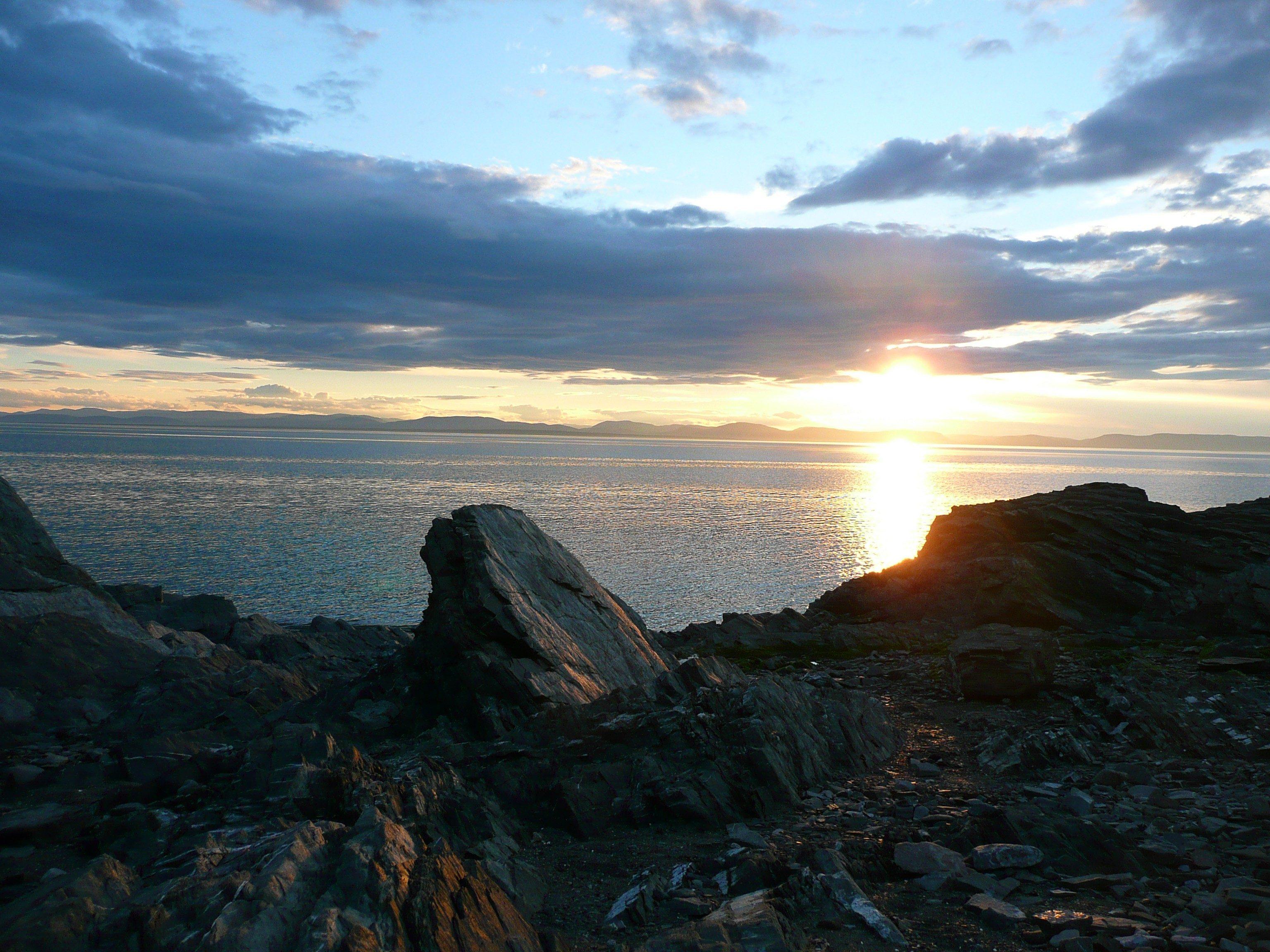 5. Glorious Sunset