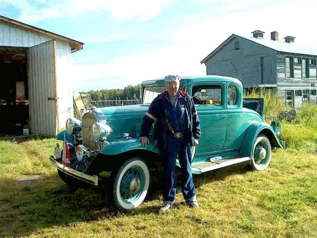 Restored 1932 McLaughlin