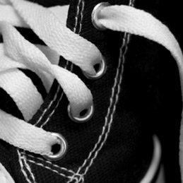 Mend Shoelace Ends