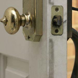 6. Unstick a Stuck Door