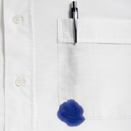 4. Remove Ink Stains From Clothes