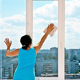 1. Clean and Polish Your Windows