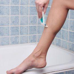 Substitute for Shaving Cream