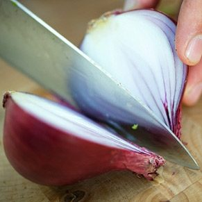 Neat things to do with onions: no more tears