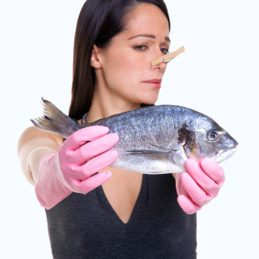 4. Eliminate Stinky Fish Smell