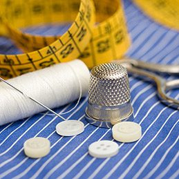 1. Emergency Sewing Kit