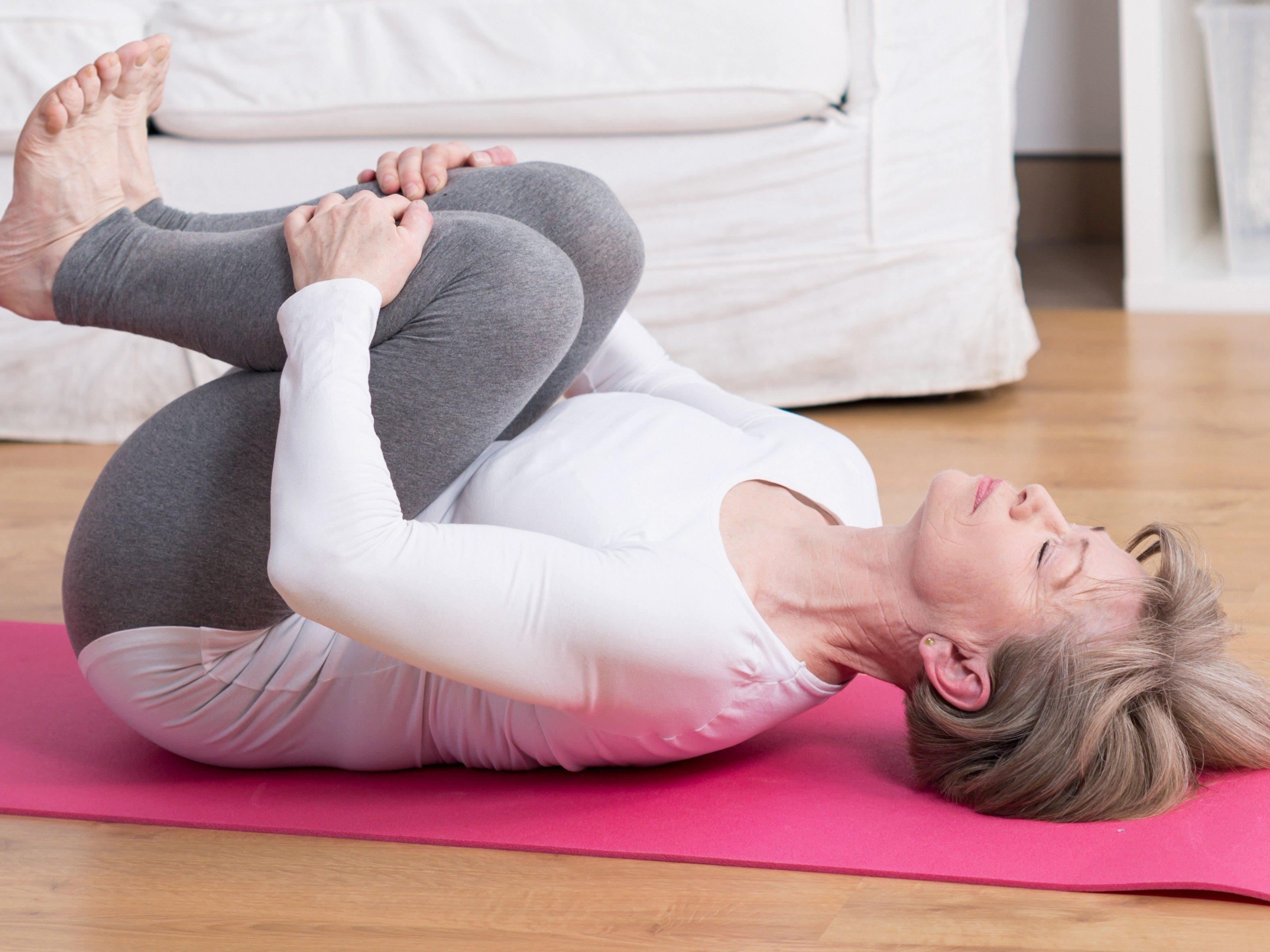 6 Exercises to Relieve Back Pain