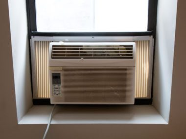 Turn on the AC