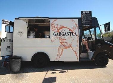 Montreal, QC - P.A. & Gargantua Grilled Cheese Truck