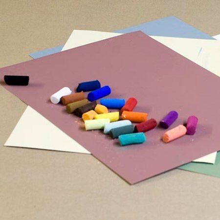 Sabretooth® Pastel Paper