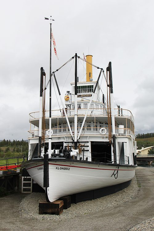 Whitehorse SS Klondike