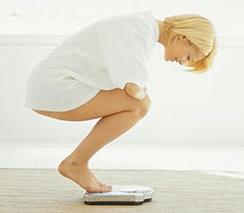 60-Second Health Check: Step on the Scale