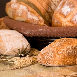 Start with Bread...
