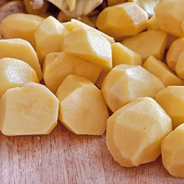 Prevent Potatoes from Turning Brown